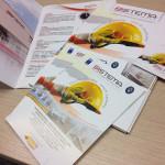 Brochure A4 informativa