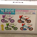 Box porta bici pedagogica