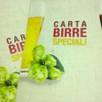 Cover carta birre speciali