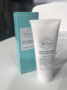 crema e pack prodotto